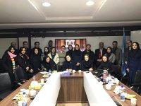 گزارش _بازدید علمی از دفتر کمیسیون ملی یونسکو در تهران