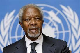 Remembering Kofi Annan ؛ Condolence of  Iranian Association for united  nations Studies