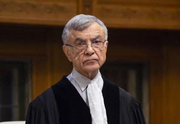اعلامیۀ قاضی اختصاصی، جناب آقای دکتر جمشید ممتاز، در قضیه نقض عهدنامه مودت