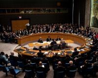 جلسه آموزشی شبیه سازی شورای امنیت برای انتخاب دبیرکل ملل متحد