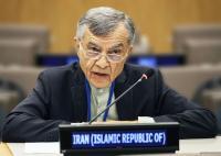 بیانات استاد ارجمند، جناب آقای دکتر جمشید ممتاز، در کمیته ششم (کمیتۀ حقوقی) مجمع عمومی سازمان ملل متحد _ 2016