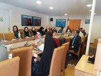 گزارش بازدید علمی از کمیساریای عالی پناهندگان در تهران