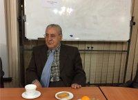 اولین جلسه کرسی آزاد اندیشی با حضور دکتر افتخاری
