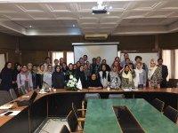 گزارش جلسه ی مشترک کمیته دانشجویی انجمن ایرانی مطالعات سازمان ملل متحد با دانشجویان دانشگاه اوترخت هلند