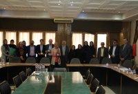 گزارش دیدار هیئت مدیره انجمن ایرانی مطالعات سازمان ملل متحد با انجمن آلمانی سازمان ملل متحد