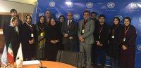 گزارش نشست علمی«پرسش و پاسخ پیرامون عملکرد کمیسیون حقوق بین الملل»